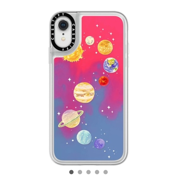 designer fashion 9faca 90771 Casetify iPhone XR Neon Sand Case